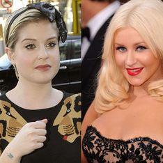 Kelly Osbourne : Je n'ai jamais été aussi grosse que Christina Aguilera