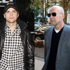 Ashton Kutcher : Bruce Willis a une dent contre lui