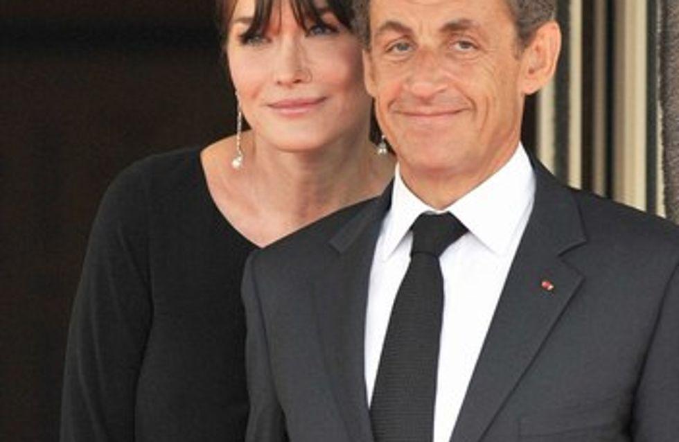 Carla Bruni-Sarkozy : Nicolas Sarkozy absent pour son accouchement