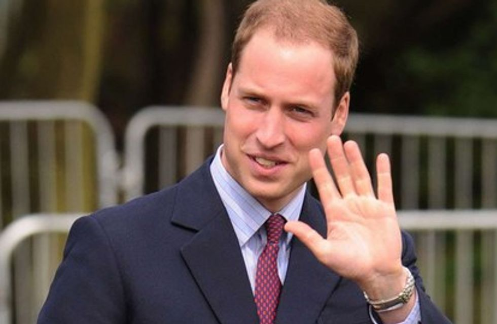 Le Prince William est l'homme le plus influent du monde