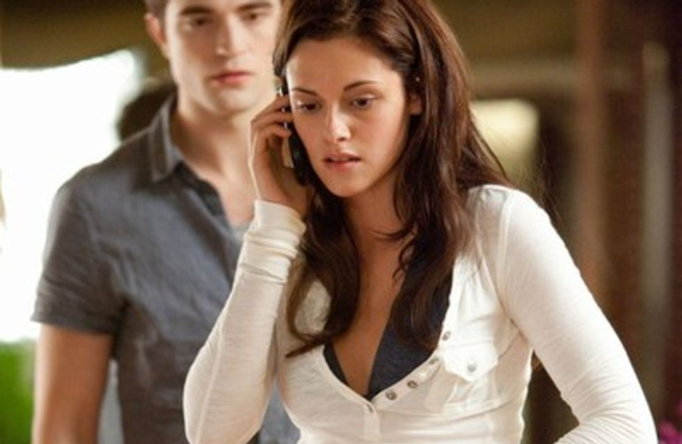 Twilight 4 : Quand Bella accouche de Bob l'éponge…