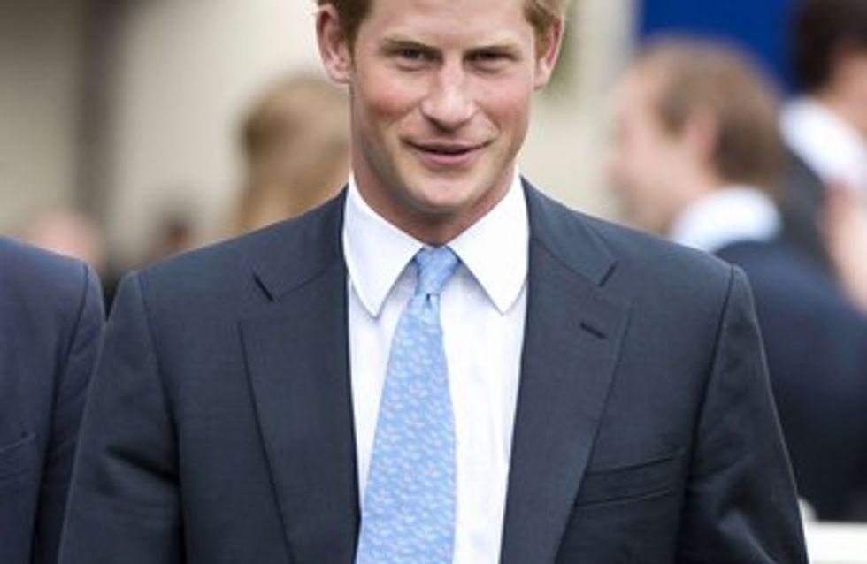 Le Prince Harry : découvrez le visage de sa nouvelle conquête !