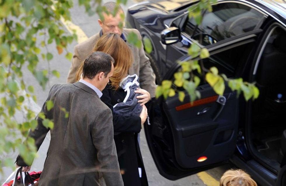 Giulia Sarkozy : Elle sera bien protégée par ses grands frères