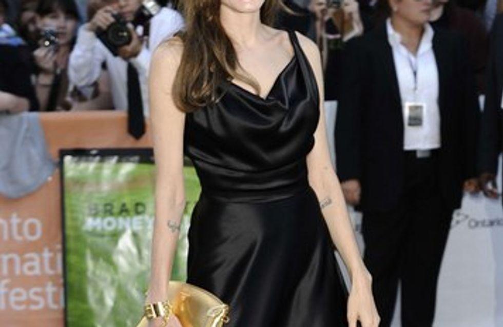 Angelina Jolie : plus mince que jamais