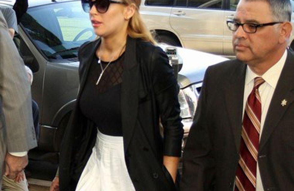 Lindsay Lohan : en prison à cause de son père ?