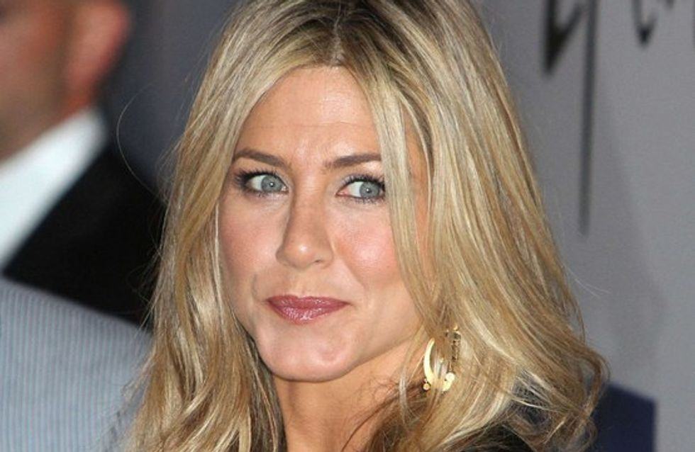 Jennifer Aniston : J'ai grossi