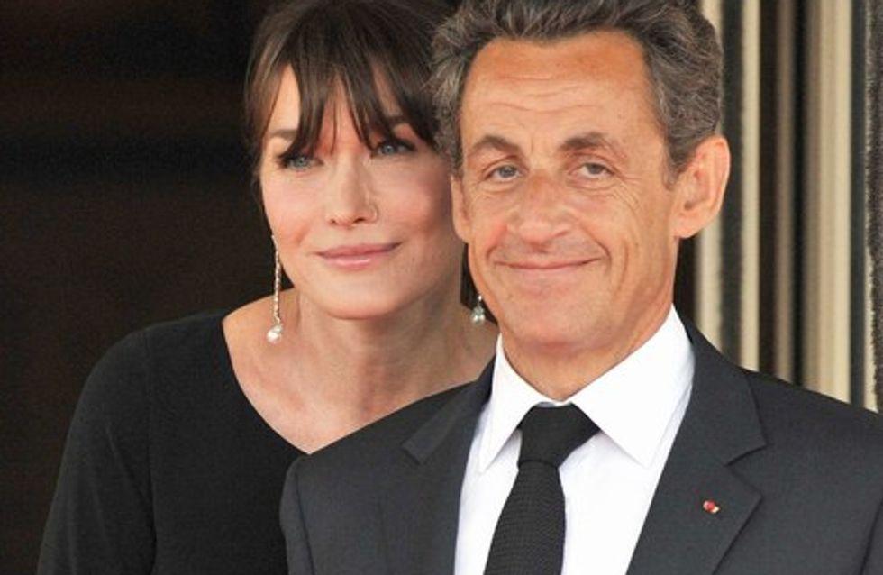 Nicolas Sarkozy : J'avais fini par me demander si je pourrais réussir à faire une fille !