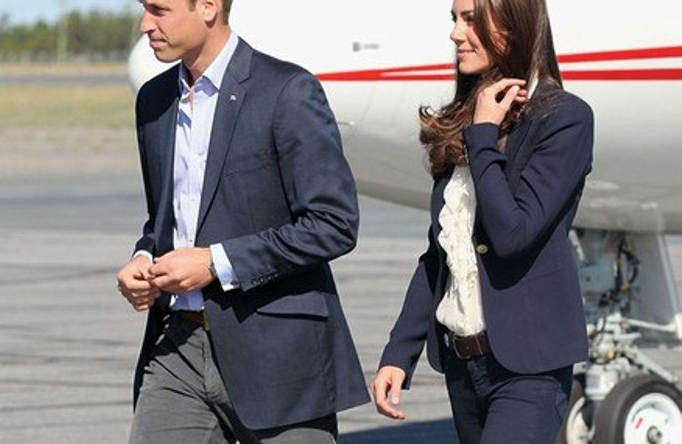 Kate et William : dans les coulisses de leur prochain voyage