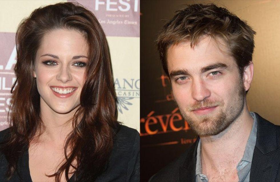 Robert Pattinson et Kristen Stewart techniquement mariés