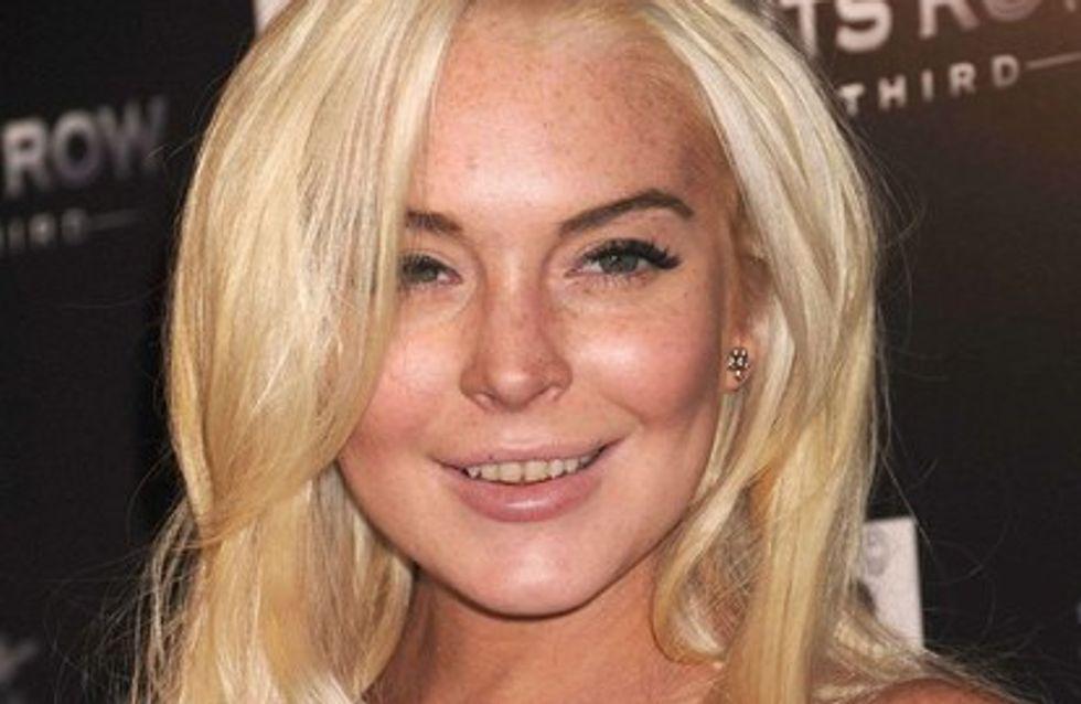 Lindsay Lohan : elle s'est fait refaire les dents !