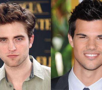 Robert Pattinson complexé par Taylor Lautner
