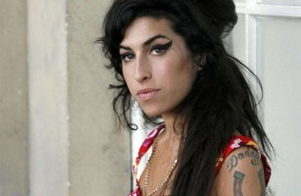 Amy Winehouse : un album posthume pour Noël