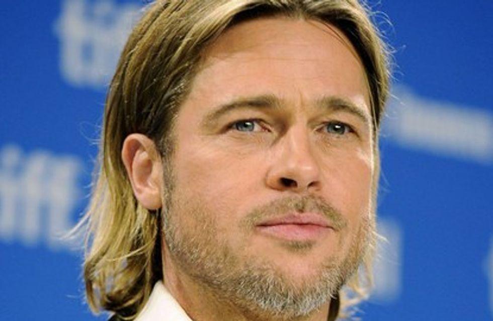 Brad Pitt : un mauvais exemple pour ses enfants...