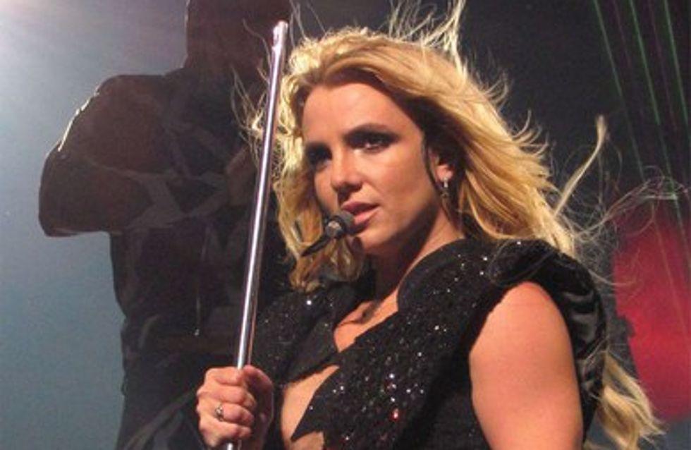 Britney Spears offre une lap dance à Joe Jonas