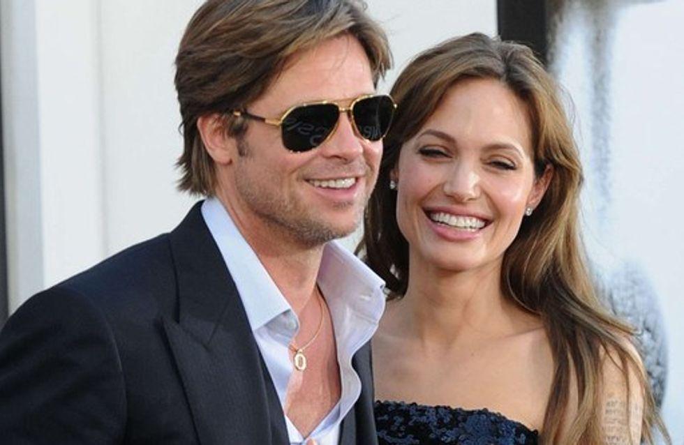 Brad Pitt : Angelina Jolie m'a ouvert les yeux