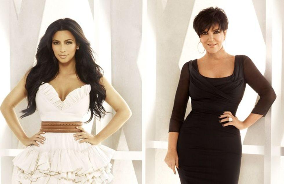 Kim Kardashian : sa mère réagit à son divorce
