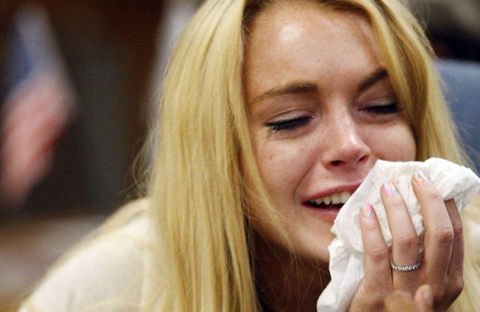Lindsay Lohan : elle retourne en prison !