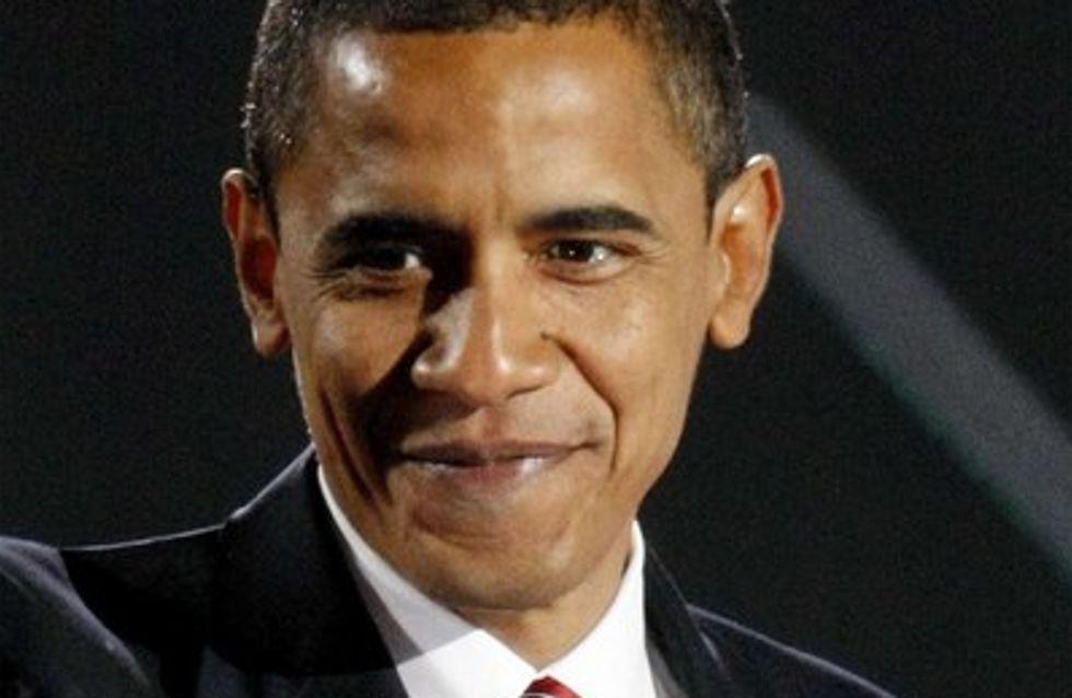 Barack Obama : Je suis sûr que Giulia a hérité de l'apparence de sa mère plutôt que celle de son père