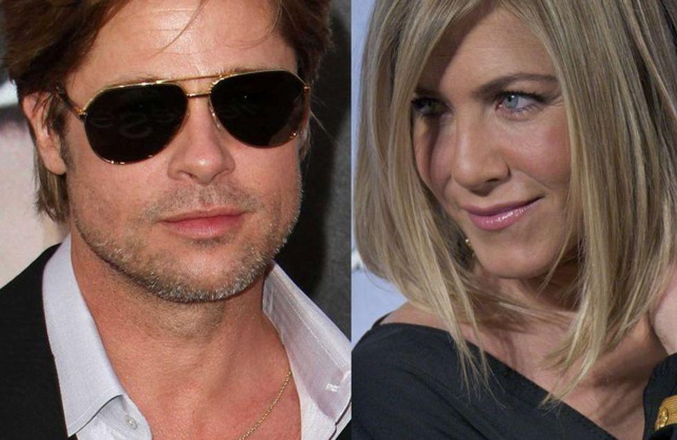 Jennifer Aniston et Brad Pitt : bientôt réunis à la télé ?