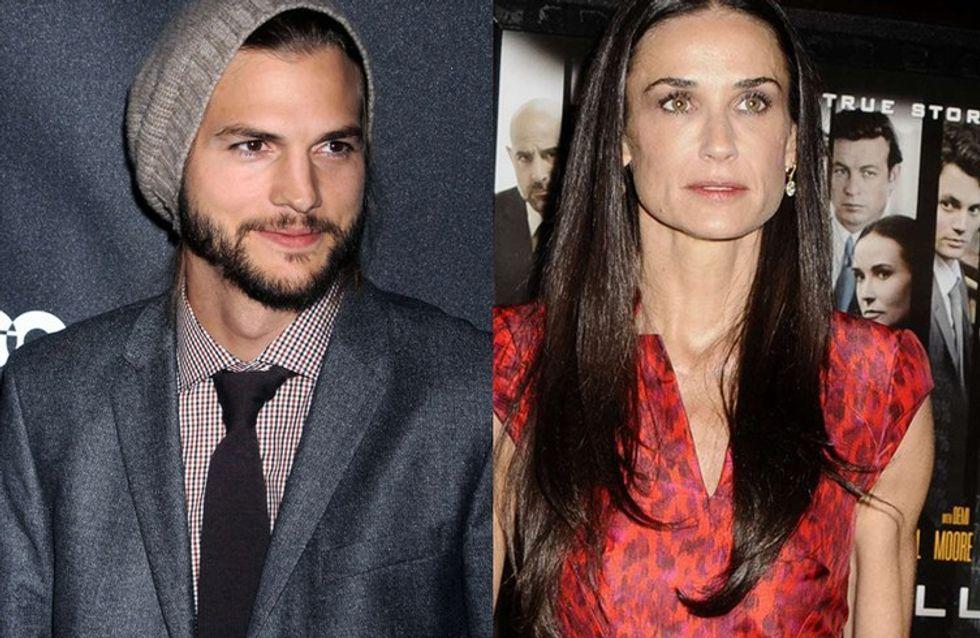 Ashton Kutcher et Demi Moore : ils ne divorceront pas