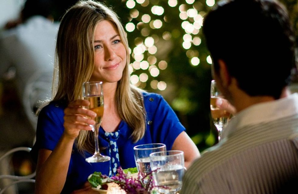 Jennifer Aniston : les images de sa rencontre d'avec son boyfriend...
