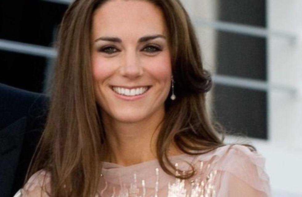 Kate Middleton : serait-elle enceinte ?
