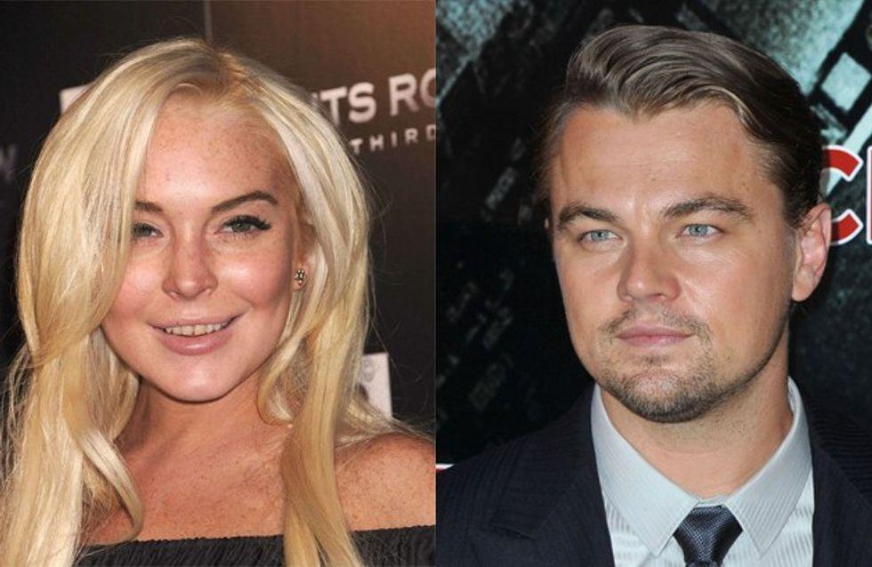 Lindsay Lohan virée d'une soirée de Leonardo DiCaprio