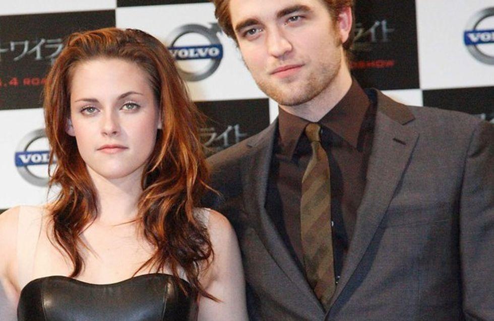 Robert Pattinson : il a peur que Kristen Stewart le quitte