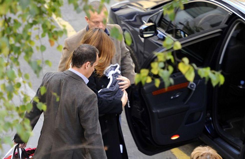 Giulia Sarkozy : Carla Bruni-Sarkozy n'a toujours pas dévoilé de photo