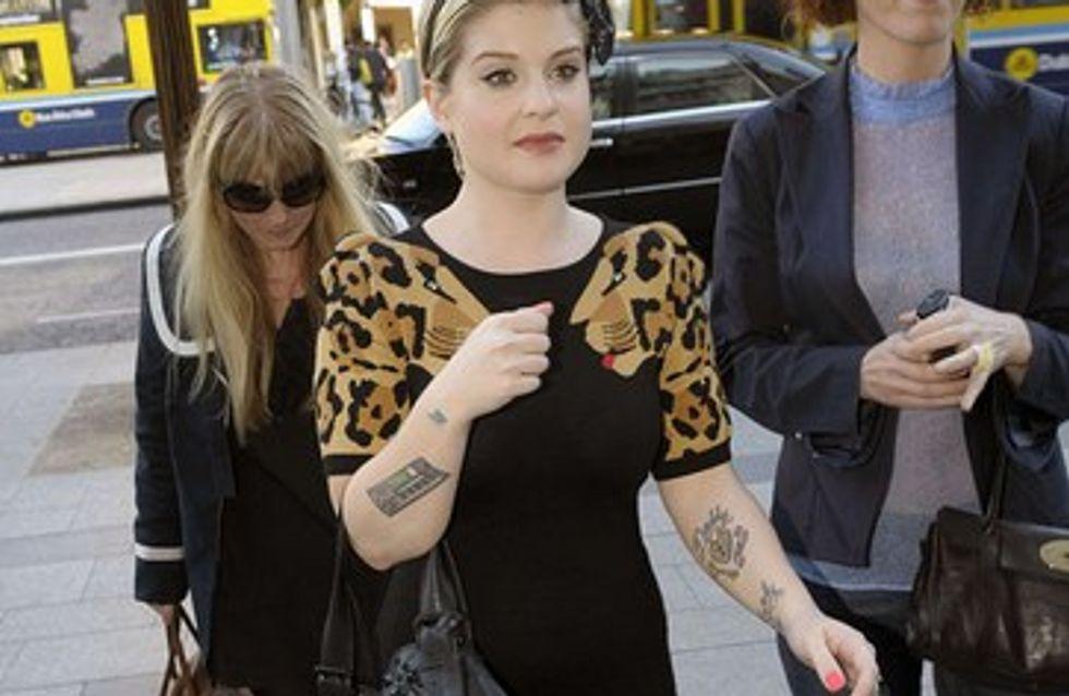 Kelly Osbourne : hospitalisée d'urgence
