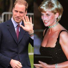 Le Prince William veut une statue de Lady Di chez lui