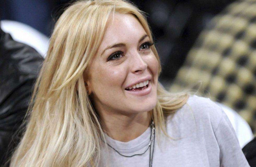 Lindsay Lohan : ses photos pour Playboy sont fantastiques