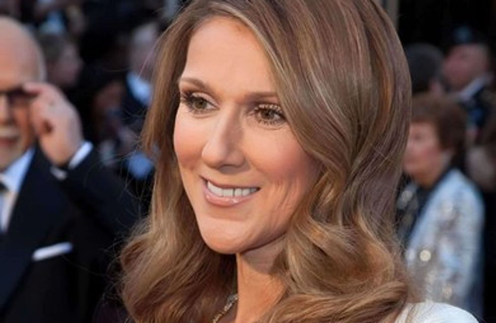 Céline Dion : elle aimerait avoir une fille...