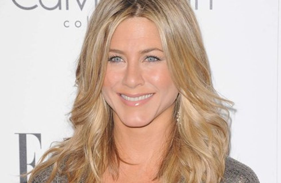 Jennifer Aniston : Je suis folle amoureuse