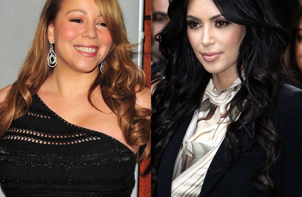 Mariah Carey : elle se moque de Kim Kardashian !