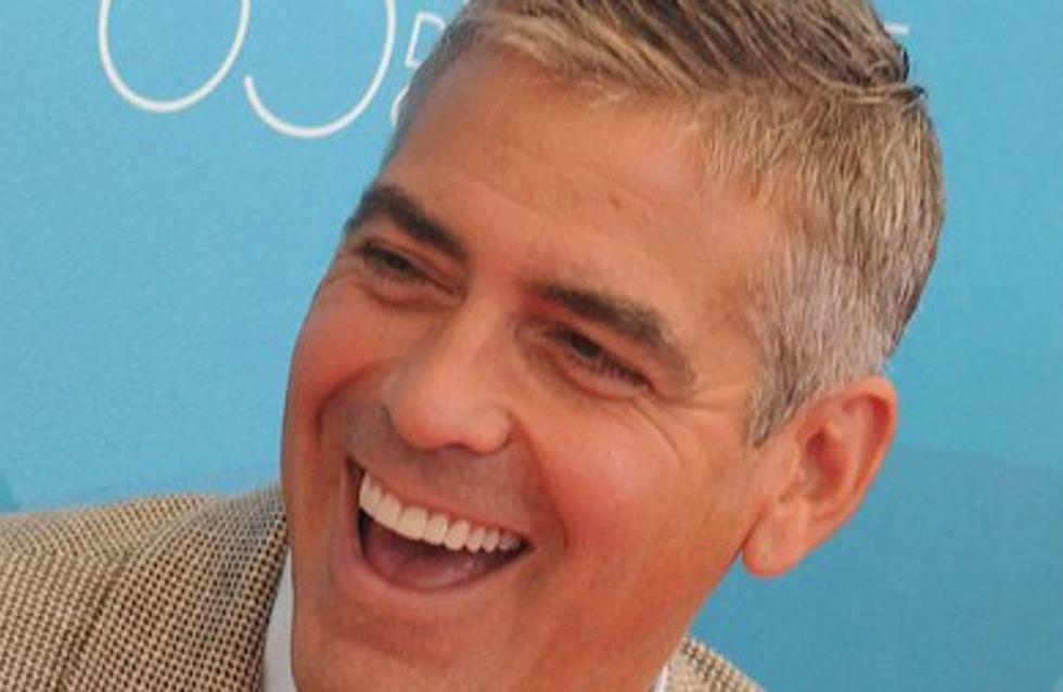George Clooney : Ce qui le fait le plus rire ? Un pet !