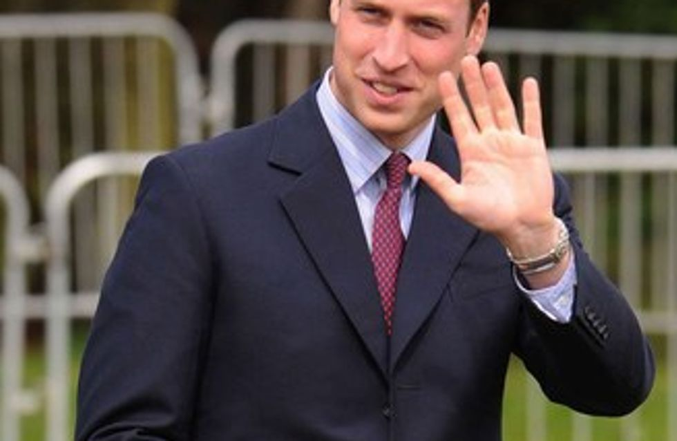 Le Prince William victime d'espionnage !