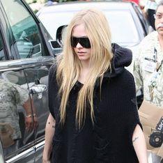 Avril Lavigne : griffée jusqu'au sang au visage