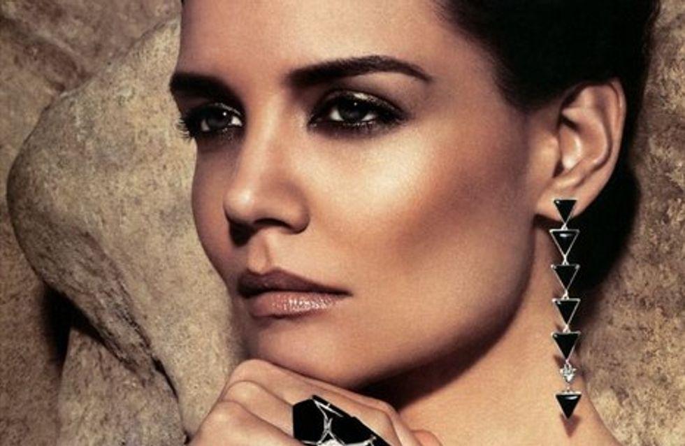 Katie Holmes, femme fatale pour les bijoux H. Stern