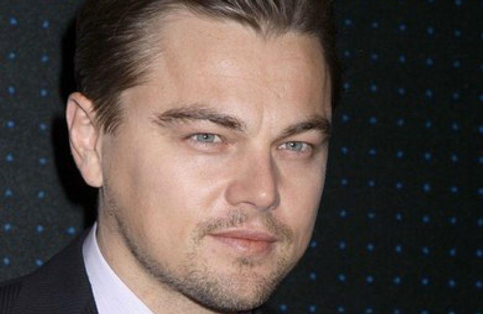 Quand Leonardo DiCaprio se prend un râteau...
