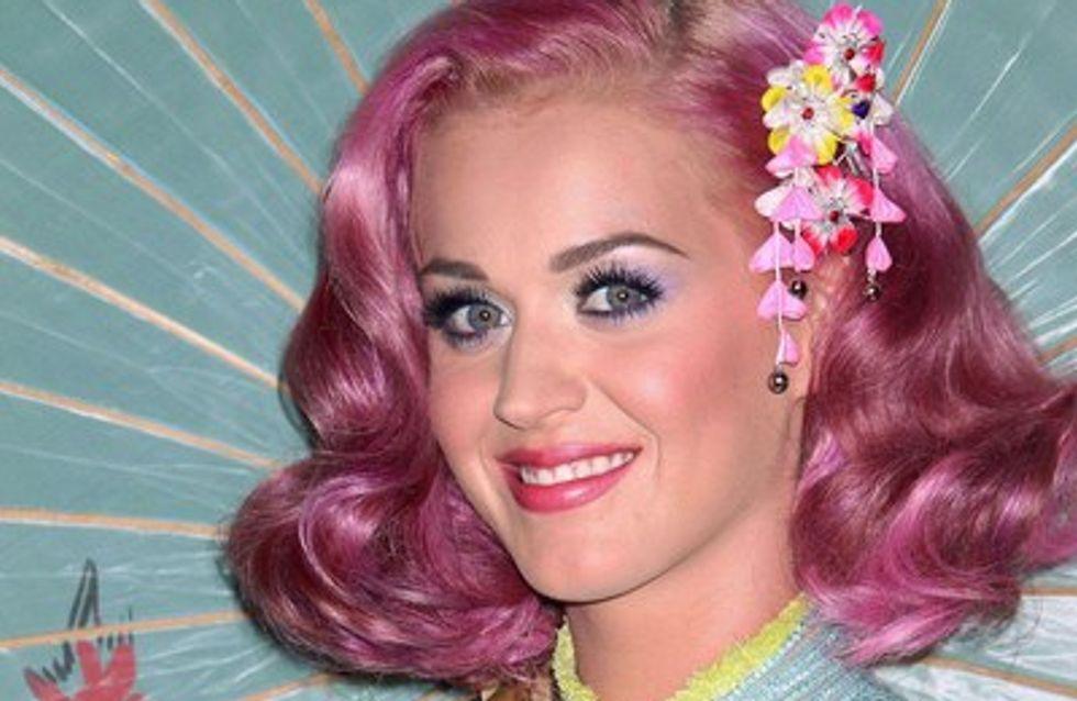 Katy Perry : J'adorerais avoir des enfants avec Russell Brand