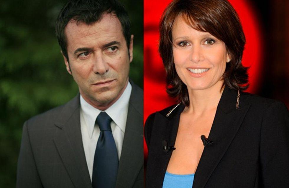 Bernard Montiel : Carole Rousseau est une dinde