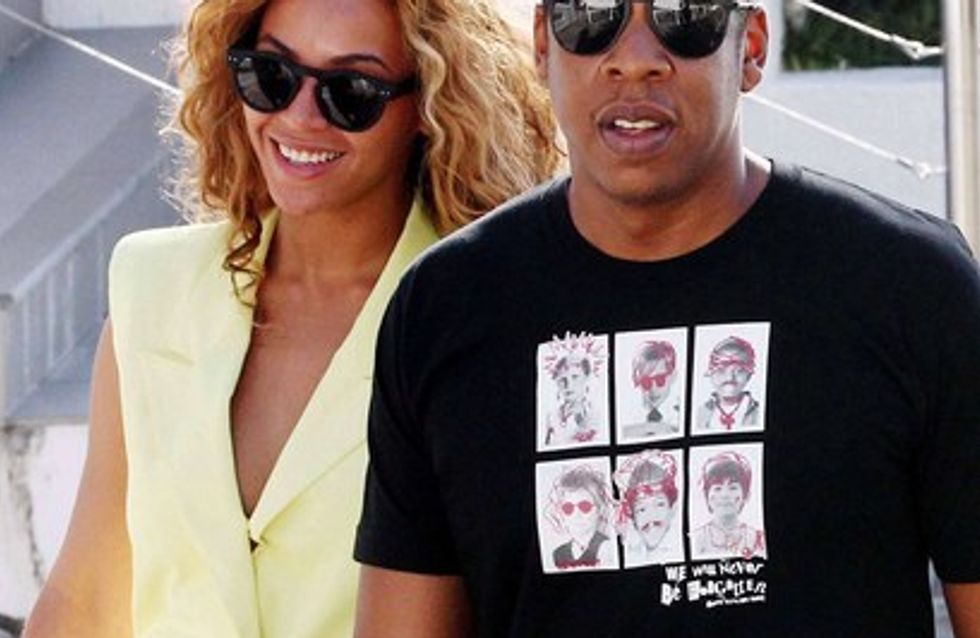 Jay-Z : Je changerai les couches de notre bébé