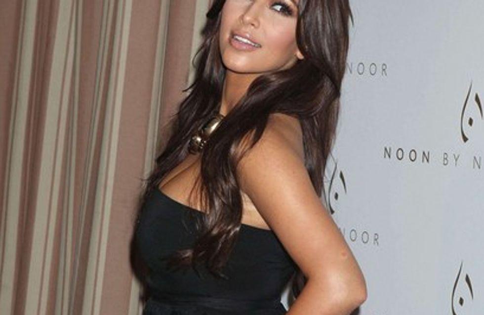 Vidéo : Kim Kardashian défigurée !