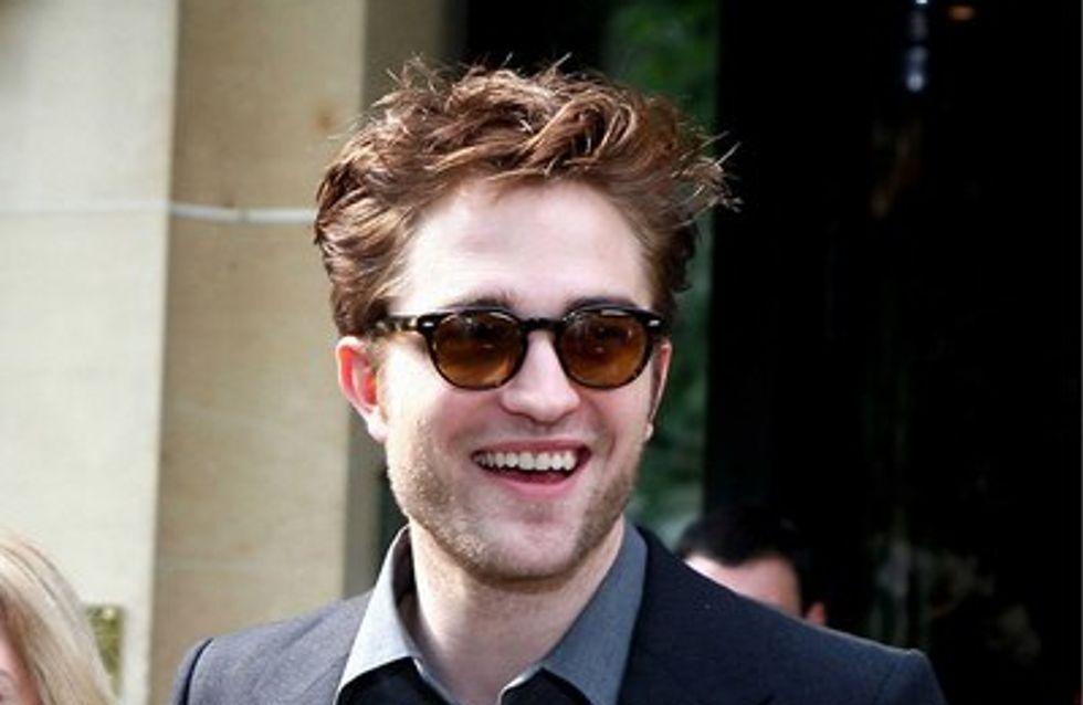 """Robert Pattinson : """"Les scènes de sexe ? C'était plutôt sympa"""""""
