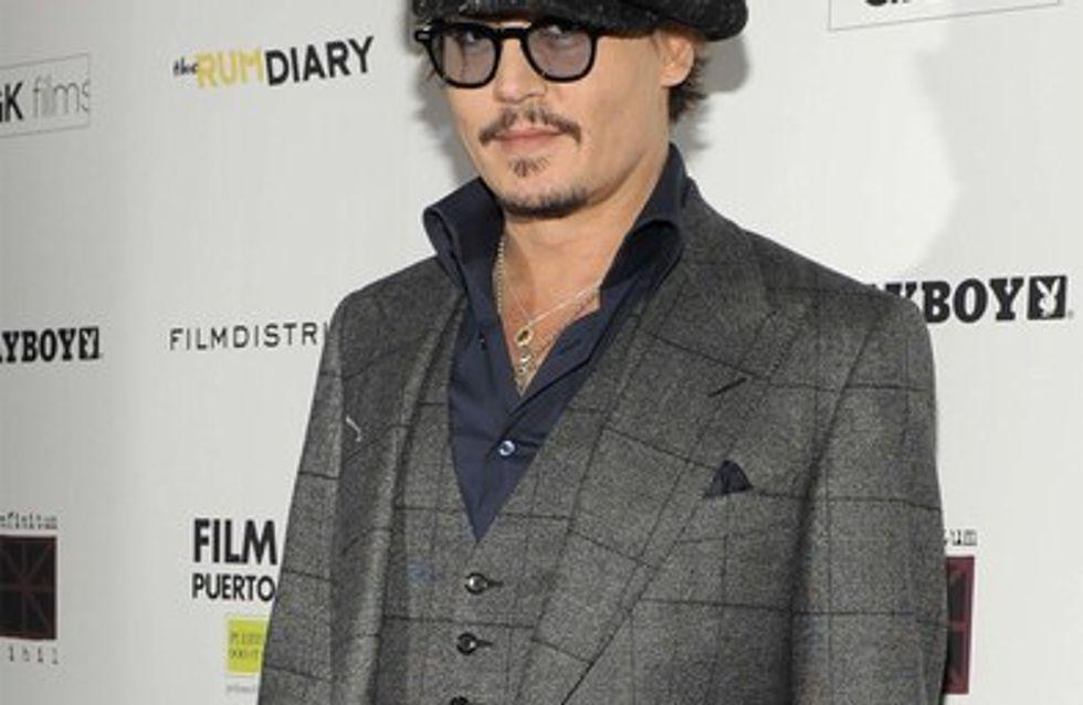 Johnny Depp : il pense déjà à ses funérailles
