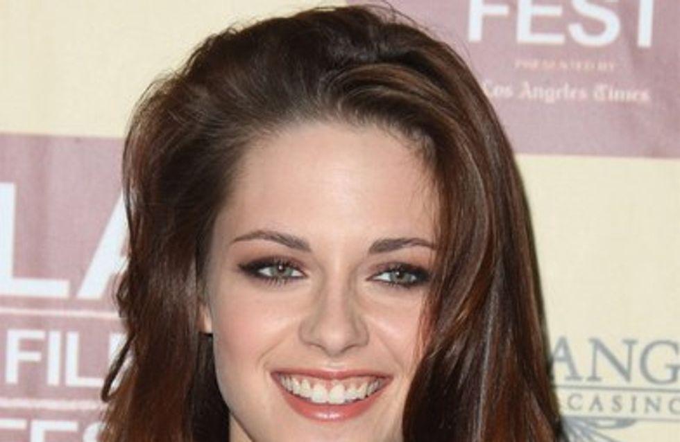 Kristen Stewart : elle rêve de se marier en France