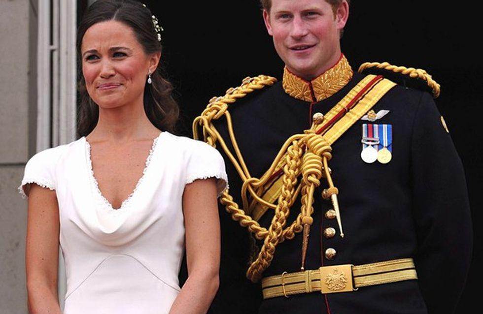 Quand le Prince Harry met la main aux fesses de Pippa Middleton...