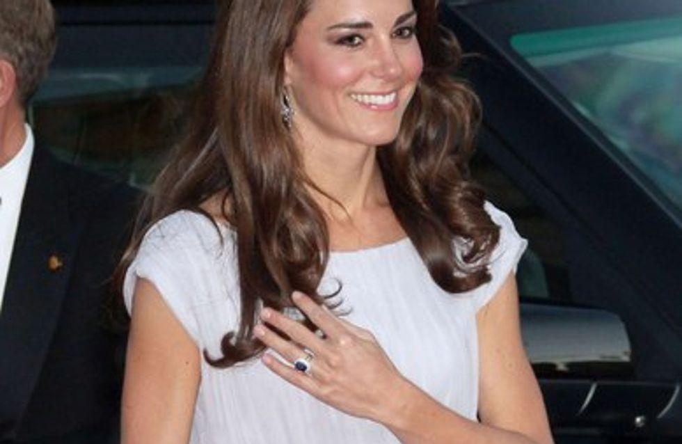 Kate Middleton serait enceinte de six semaines !