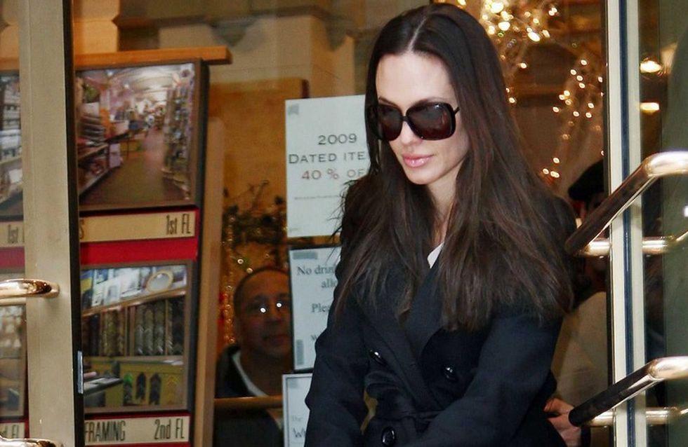 Angelina Jolie : son fils Pax est malheureux...